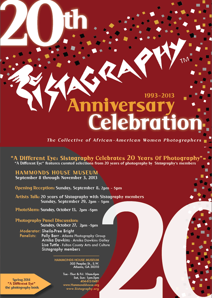 Sistagraphy 20th Anniversary